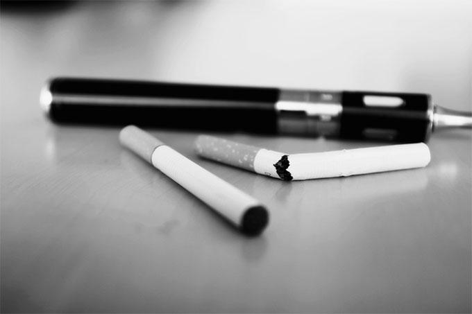 Anti-tabac cigarette électronique