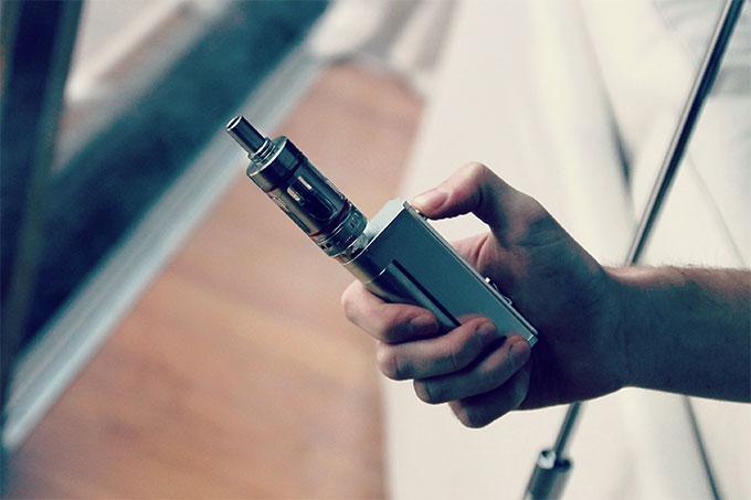 Précautions cigarette électronique