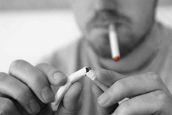 Sevrage tabagique cigarette électronique