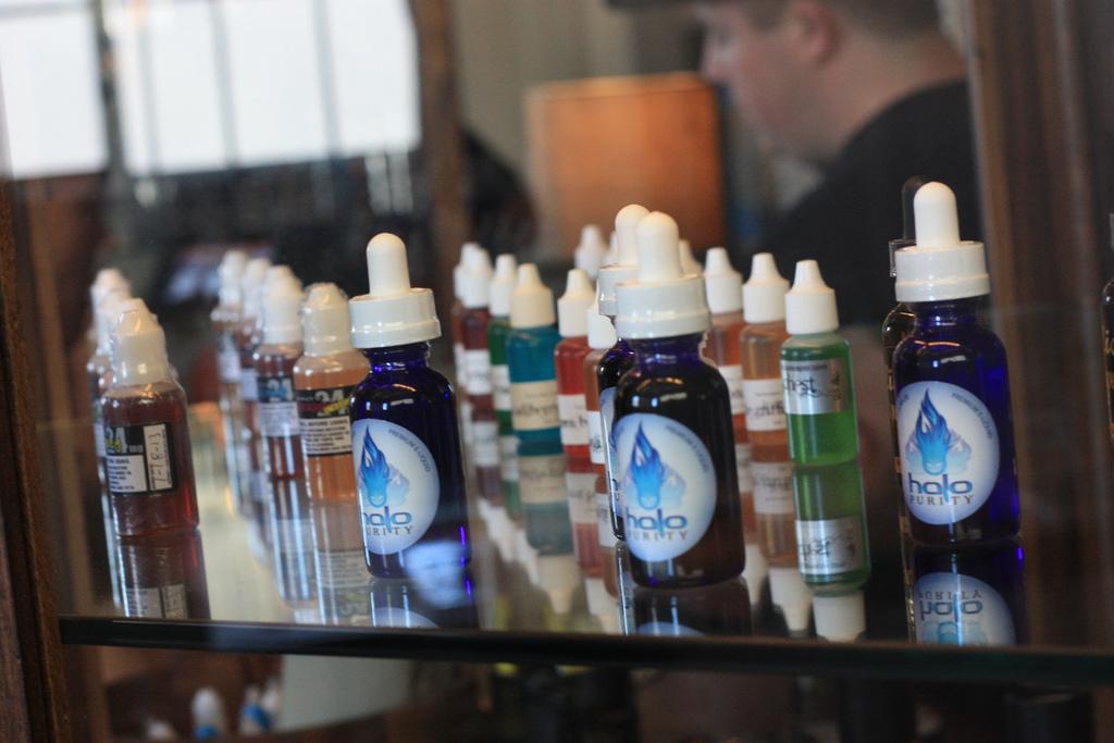 Boutique e-liquide et cigarette electronique