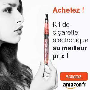 Kit de cigarette électronique